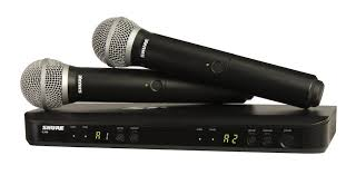 Shure BLX Wireless Handheld System