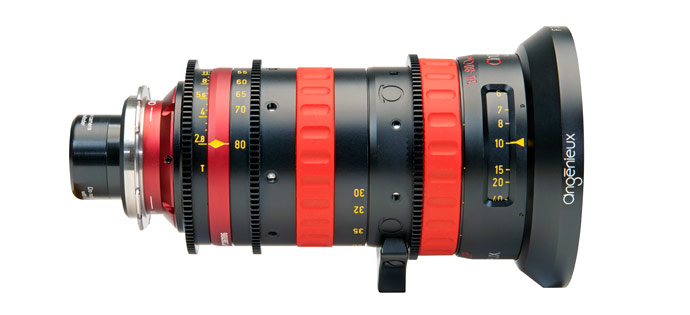 Angenieux 30-80mm T 2.8 Optima Zoom