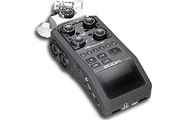 Zoom H6